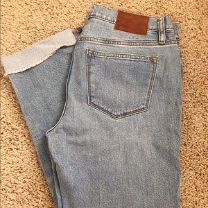 J. Crew Jeans - J Crew Slim Broken In Boyfriend Jeans Size 26